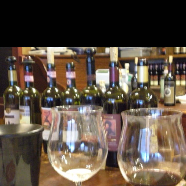 Torciano vineyard tasting in San Gimignano.  Great place to visit!