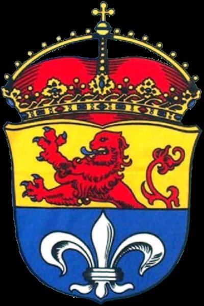 Das Darmstädter Wappen