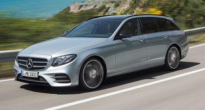 Neue Mercedes-Benz E-Klasse Kombi beginnt bei 48.665 In Deutschland