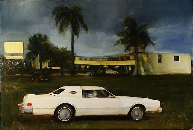 michael harrington painter