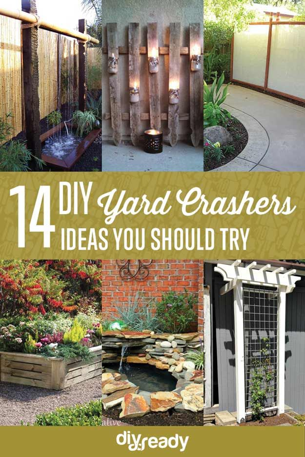 14 DIY Backyard Ideas As Seen On Yard Crashers