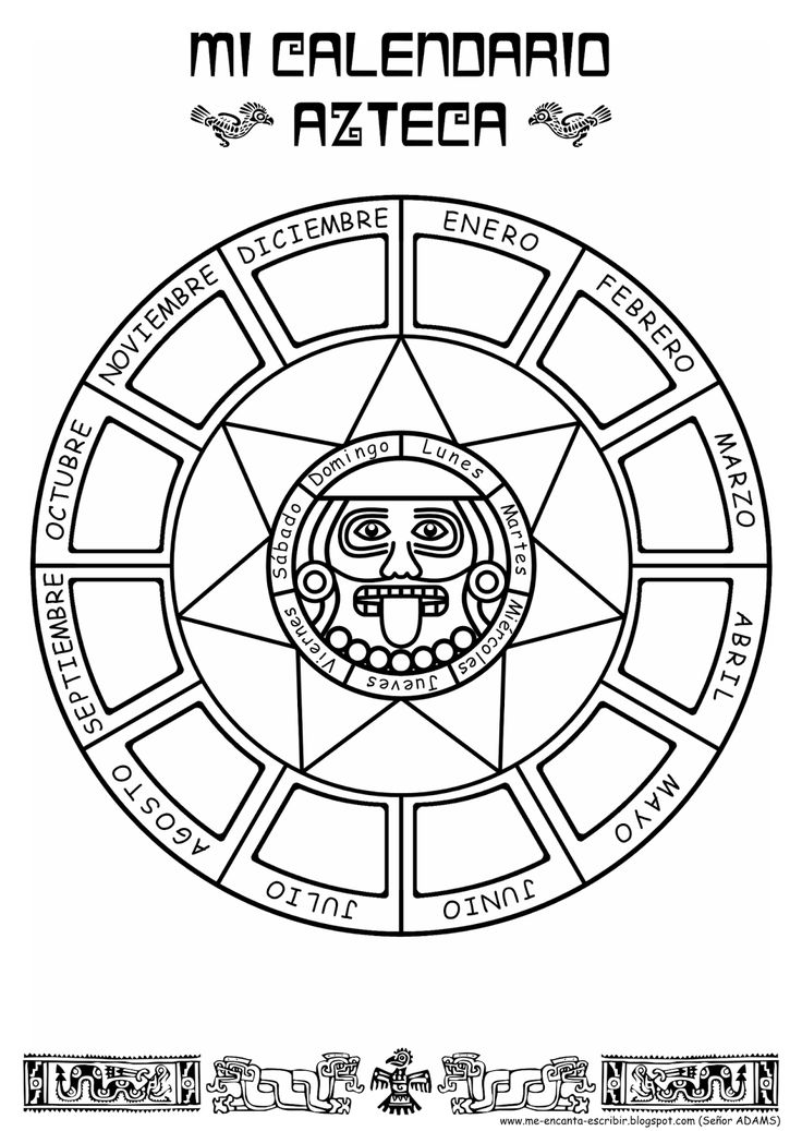 Aztec Calendar Art Lesson Plan : Best azteca images on pinterest aztec art