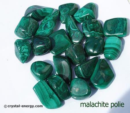 La malachite est une pierre de transformation et d'évolution spirituelle qui peut purifier, harmoniser et activer tous les chakras