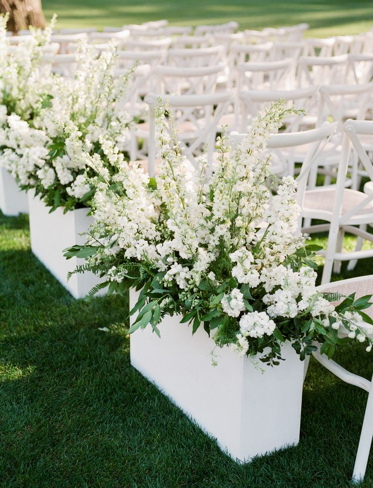 502 best aisle flowers images on pinterest for Wedding walkway