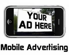 Mobile advertising deliver a fastest and efficient way to directly connects with targeted clients and improve your business presence in the mobile world.