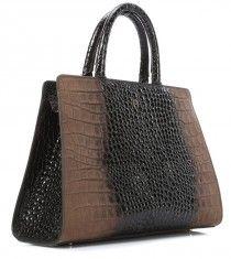 Aigner Cybill Handtasche nutmeg brown