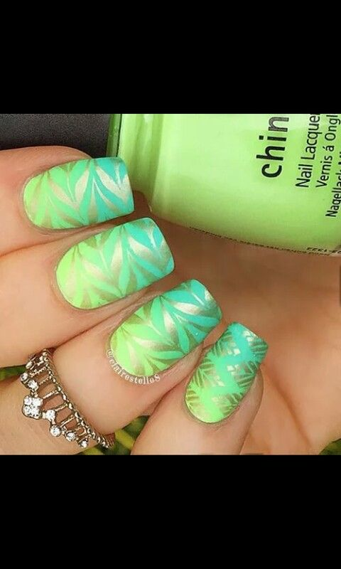 18 best cheer nails images on Pinterest | Hs sports, Nail art and Sport