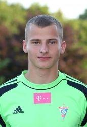 Tomasz Loska, bramkarz, prezentuje FairSport, agent piłkarski