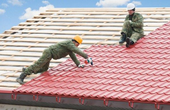 For Quality Roofing services choose The Roofers.