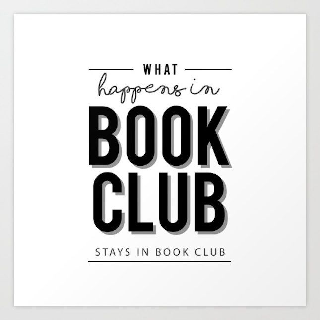 19 Ideas for Hosting Book Club
