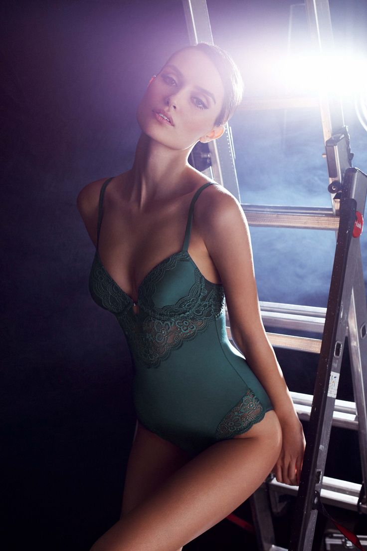 Body Relleno, Luxury Lingerie