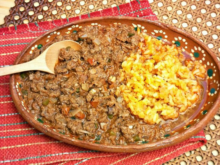 Shredded Beef Mexican Picadillo | Mexican - Food- Travel and Decor ...