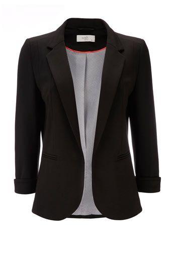 Black Petite Jacket
