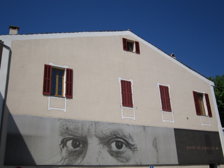 Museu Picasso a Vallauries