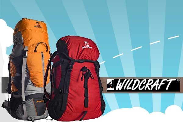#Wildcraft is known today for providing quality #Outdoor gear & Adventuring equipment for India's young and the restless. #Wildcraft offers a diverse set of multi-purpose products, based upon the ethos developed basis pursuit of the great outdoors - Functional, Light Weight, Weather Resilient & Reliable.    http://www.snapdeal.com/products/lifestyle-luggage?q=Brand:Wildcraft_source=Fbpost_campaign=Delhi_content=Pinterest_medium=151012_term=Prod