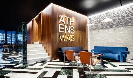 AthensWas Hotel (Athens, Greece) | Design Hotels™
