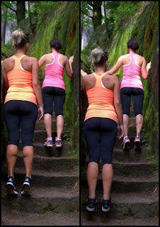 keep fit with BoNo: Vyraž na schody - I.část