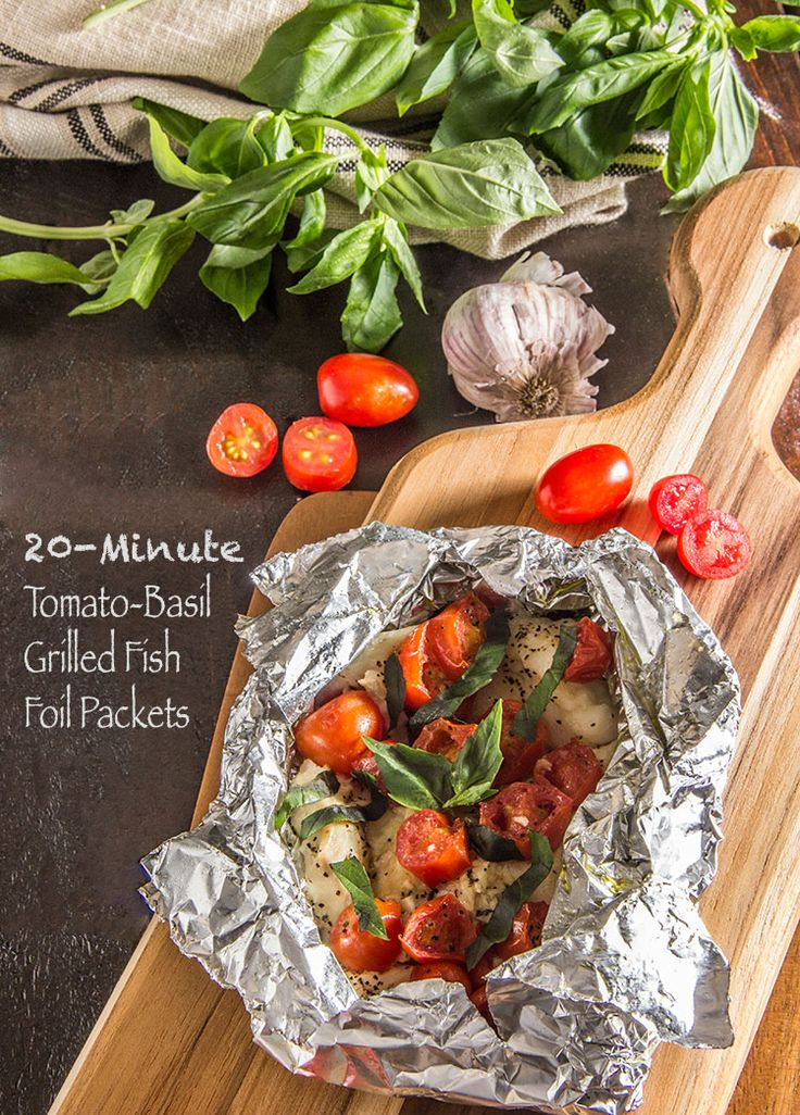 Best 20 baked tilapia in foil ideas on pinterest clean for Grill fish in foil