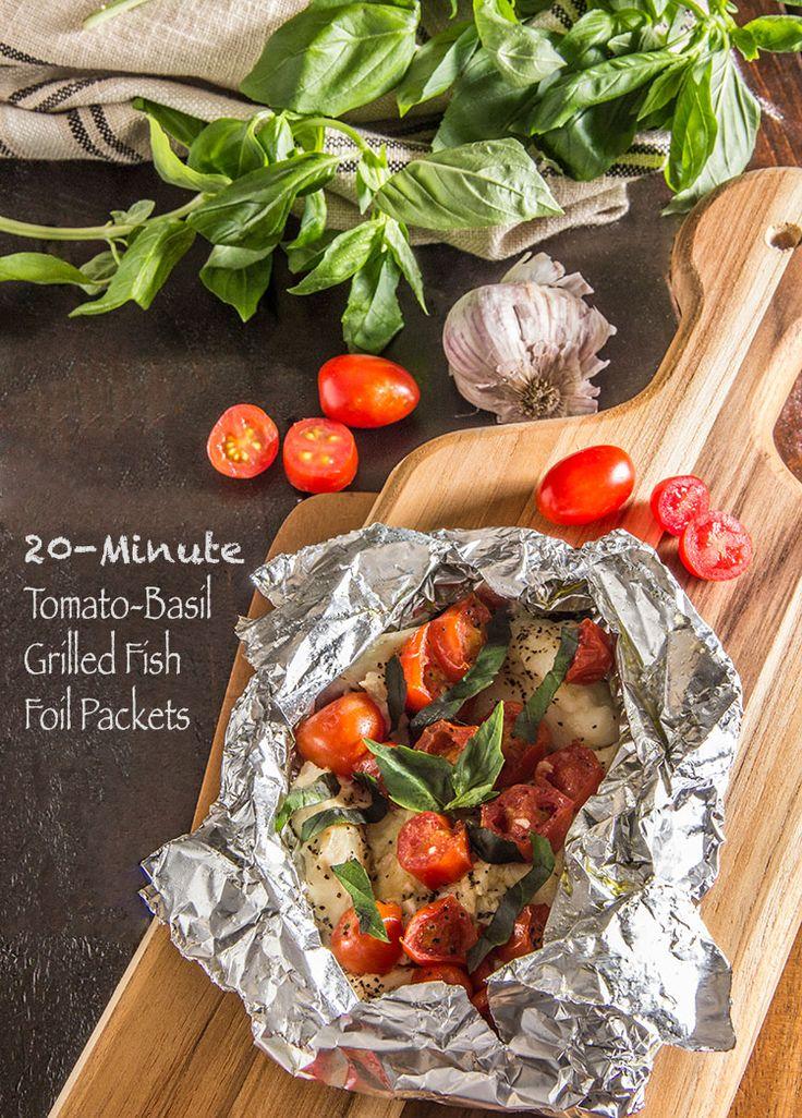 Best 25 baked tilapia in foil ideas on pinterest foil for Fish foil packets oven