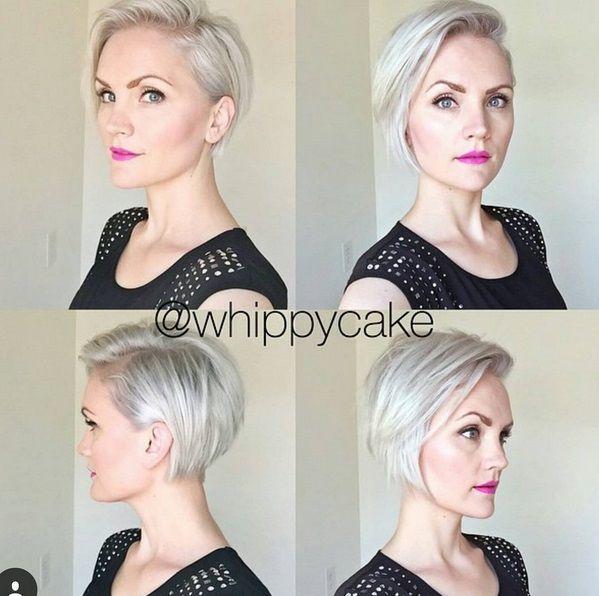 Hou jij juist van wat lichter in de komende donkere dagen? 14 blonde sexy korte kapsels die je moet zien! - Kapsels voor haar