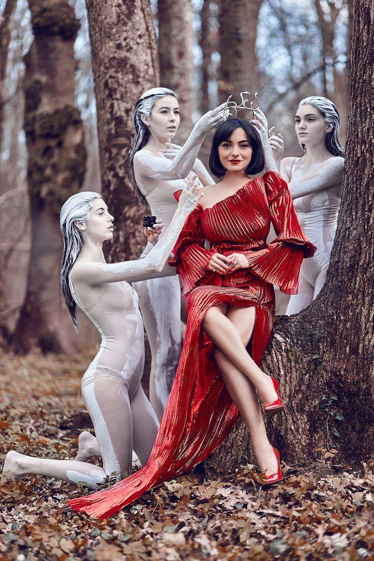 Ana Morodan in Supreme Rouge http://hardot.com/product/supreme-rouge/