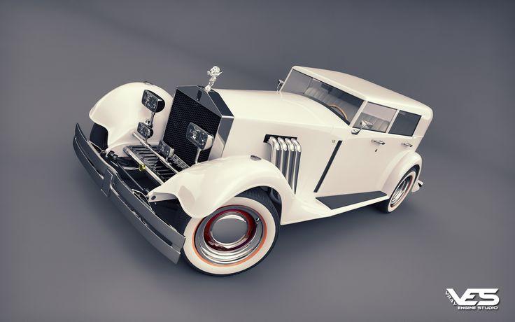 Rolls Royce Phantom | Freelancers 3D
