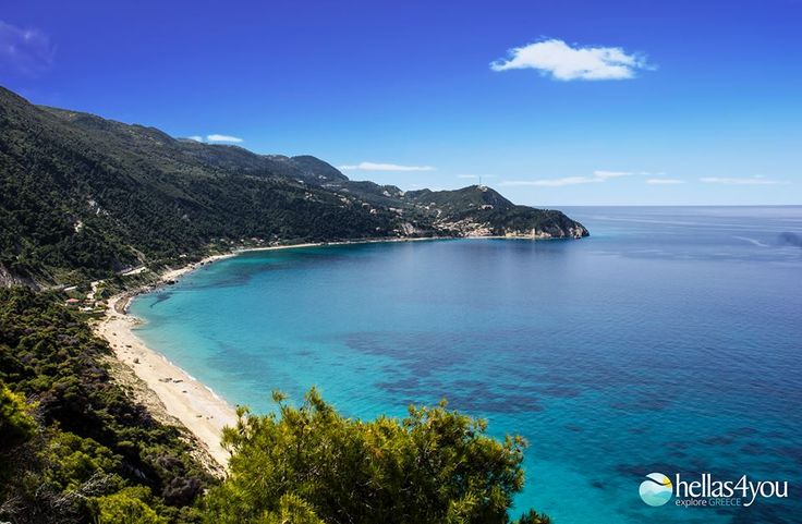 Lefkada, the mainland island of Ionian! Characterized for dense vegetation and amazing beaches. The island earn worldwide fame thanks to Aristoteles Onassis and the famous island of Skorpios, which hosted the greatest personalities of the international jet set.