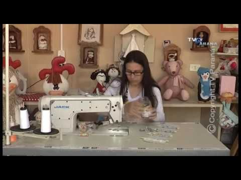 CRIANDO IDEIAS 12 10 16 PORTA MOEDAS - YouTube