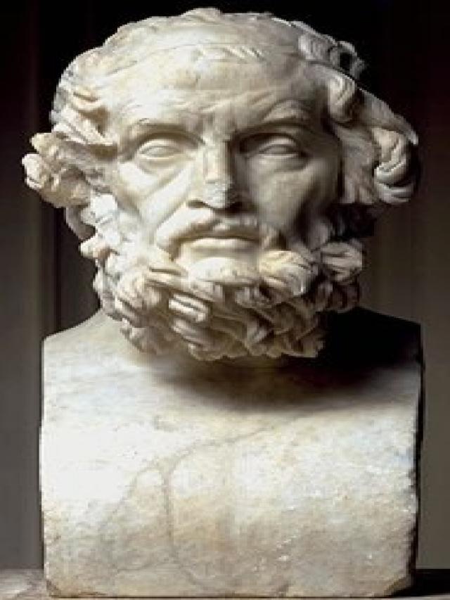 RETRATO DE HOMERO: History, Greek Believe, Escultura Famosa, De Homero, Epic Poems, Escultura Del, Arte Esculturas, Portrait, Escultura Mas