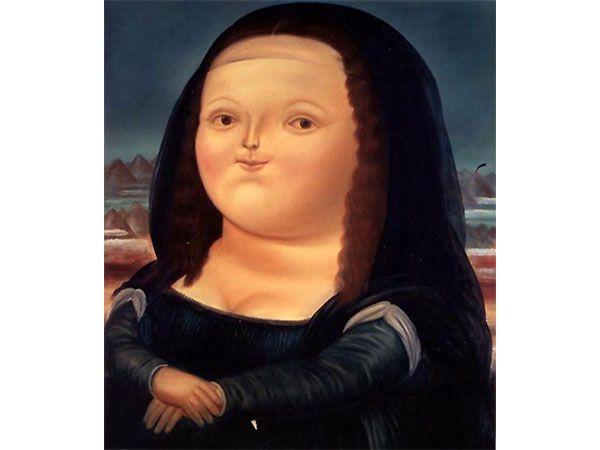 Las gordas de Botero - Un día más culto
