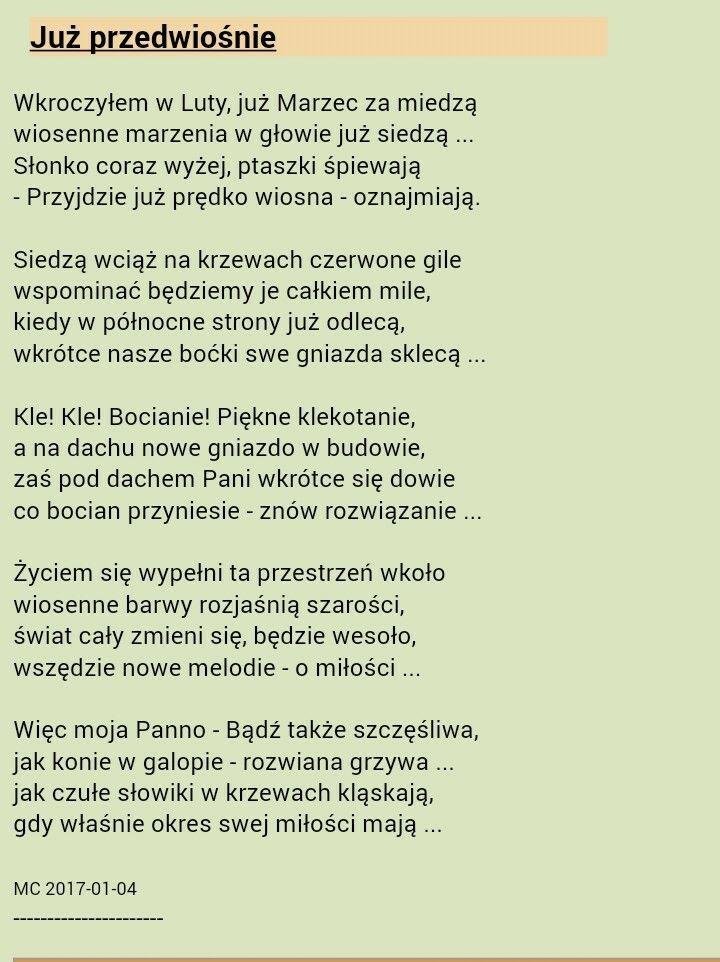 Pin By Krystyna Szkilnik On Wiosna In 2020