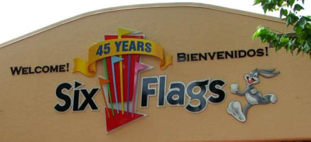 10 Top Destinations in Texas For Family Fun: Six Flags Fiesta Texas - San Antonio