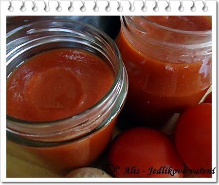Jedlíkovo vaření: Domácí rajčatový kečup