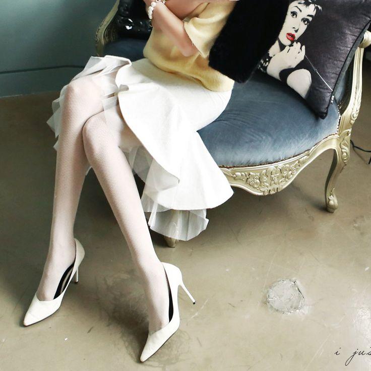 Shah trim line Skirt Mermaid SK1222