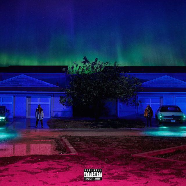 Big Sean - I Decided | album cover art