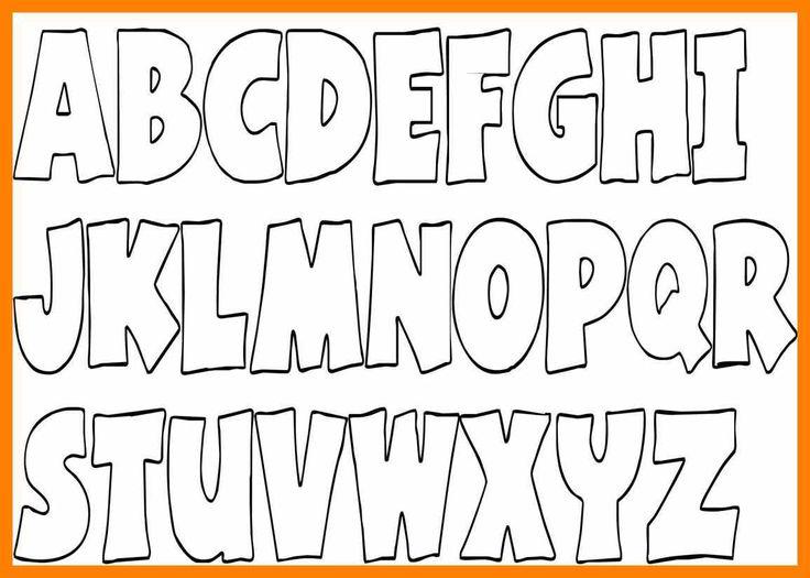 15 Abc Buchstaben Zum Ausdrucken Transmission2 Innen Das Mit Alphabet Ausdrucke Lettering Alphabet Fonts Lettering Alphabet Bubble Letter Fonts