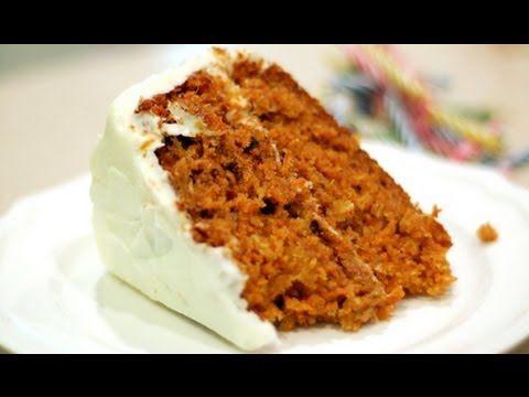 CHUCHEMAN como hacer pastel Ri..quisimo!! de zanahoria -Recetas de cocina - YouTube