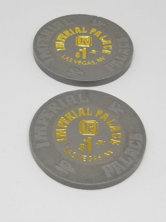 Imperial palace vintage casino chips hotels near chinook winds casino