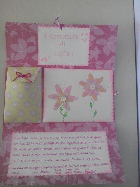 Biglietto portasoldi fiori! www.minimondodianita.com