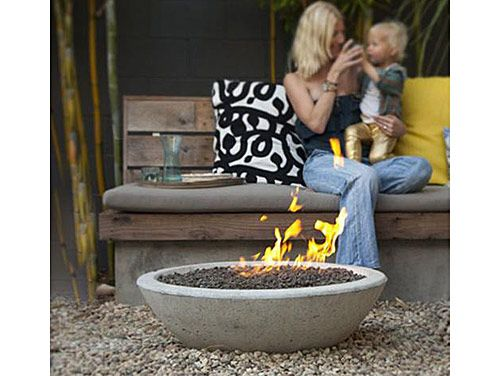 The Best Fire Pits Around | Home + Garden | PureWow Los Angeles