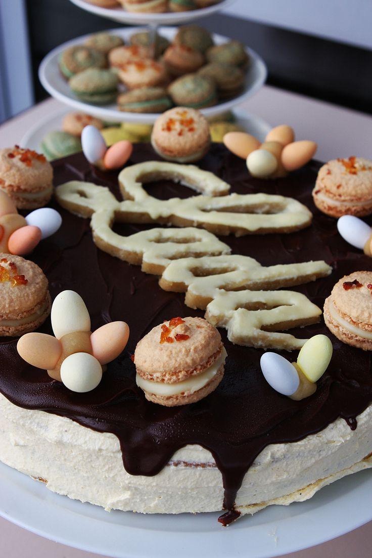 Lada's b-day cake