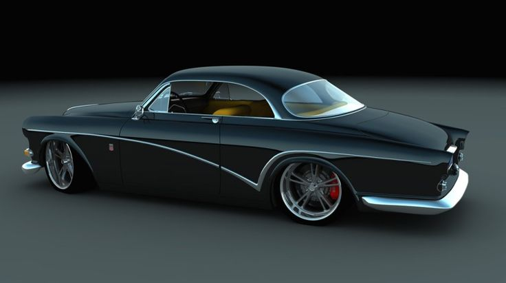 Volvo P1800 - got to hand it to the Swedes, they can design ageless.