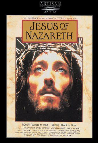 Jesus of Nazareth - Christian Movie/Film on DVD. http://www.christianfilmdatabase.com/review/jesus-of-nazareth/
