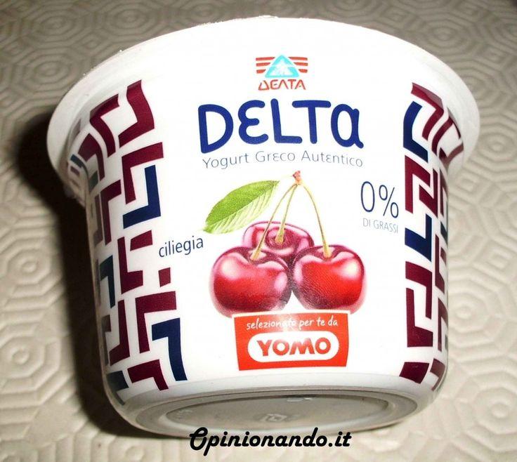 Delta Yogurt Greco Ciliegia - #Opinionando #Recensione