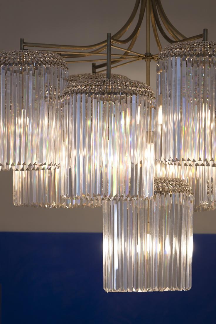 167 best lighting images on pinterest chandelier chandelier chandelier in rosewood hotel georgia arubaitofo Gallery