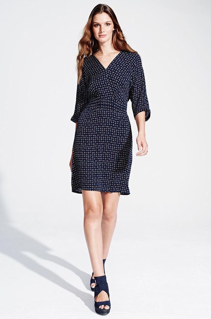 Wunderschönes Kleid mit Punkten von KALA Fashion