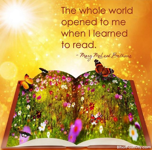 """When I Learned to Read"" Word Art Freebie by Deb Chitwood, via Flickr"