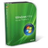 Microsoft Windows Vista Home Premium Full Version [DVD] - Old Version (DVD-ROM)By Microsoft Software
