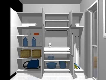 armario lavanderia planejado - Google Search
