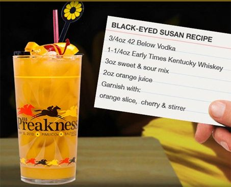 Black Eyed Susan Cocktail | Cocktails | Pinterest